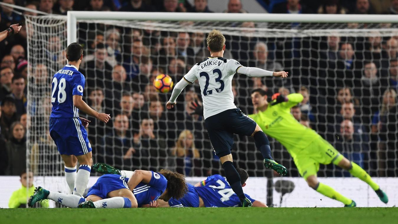 Matchweek 13: Chelsea 2-1 Spurs