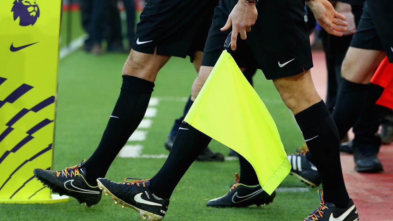 Sunderland Vs Liverpool 1 0: Premier League Clubs Support Rainbow Laces