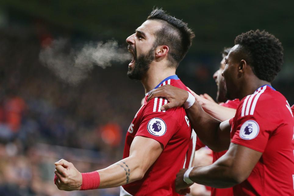 Matchweek 13: Leicester City 2-2 Middlesbrough