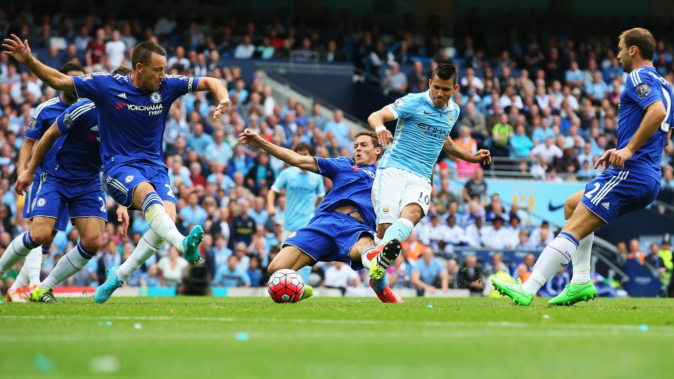 Man City Vs Chelsea: Aguero V Costa: Battle Of The Goal Kings
