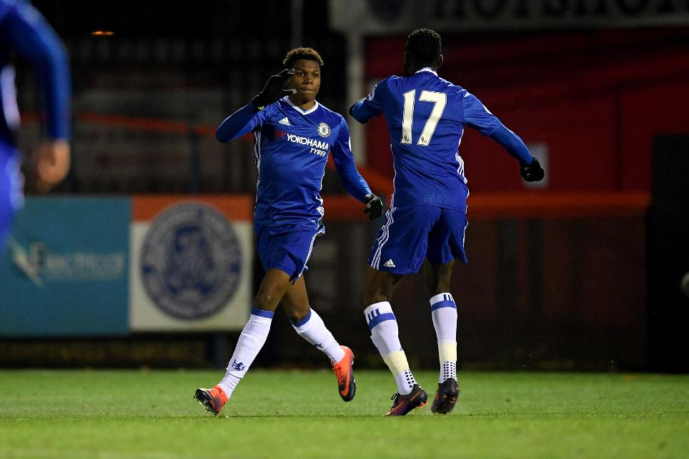 Chelsea 2-1 Feyenoord, International Cup