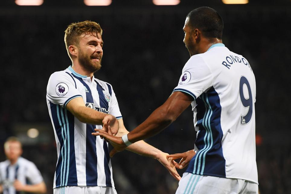 West Bromwich Albion v Burnley
