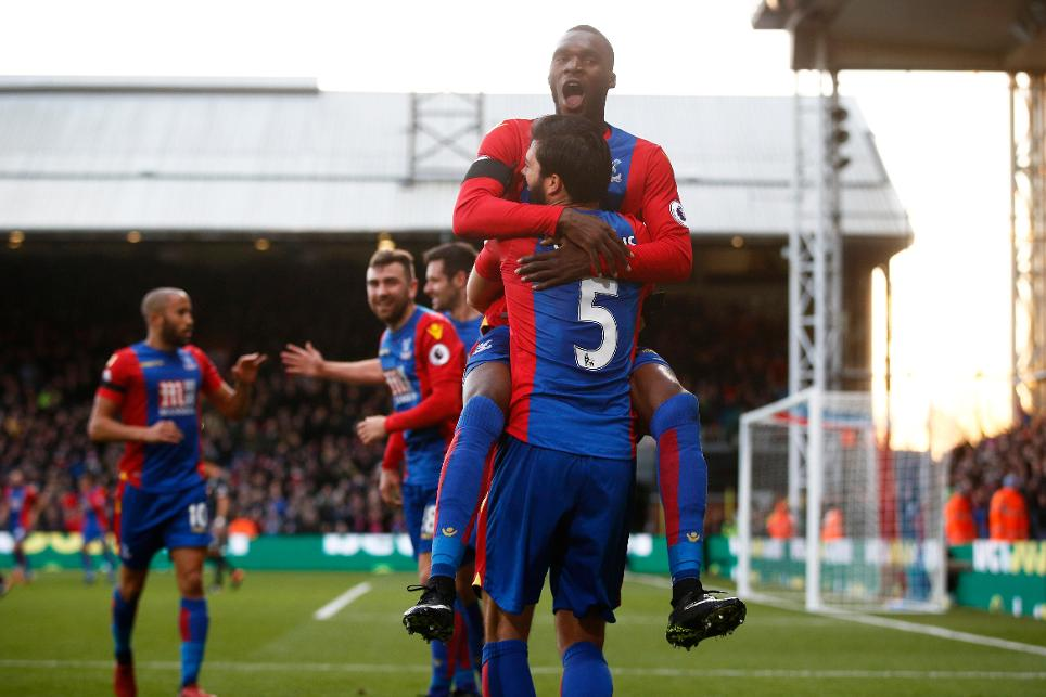 Crystal Palace' v Southampton