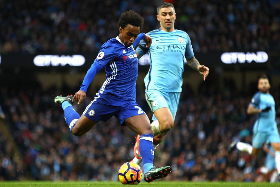 City Chelsea: Chelsea Sink City For Eighth Straight Win