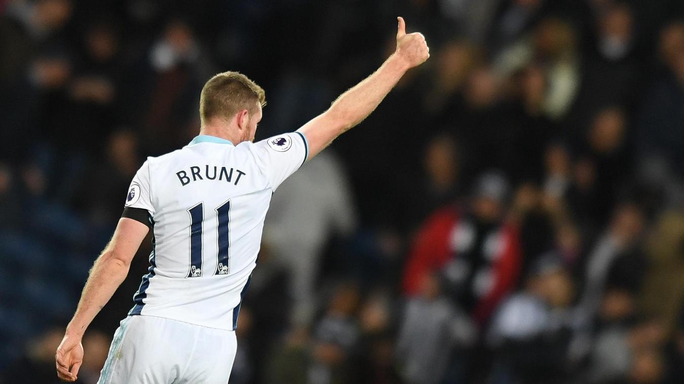Chris Brunt, West Bromwich Albion
