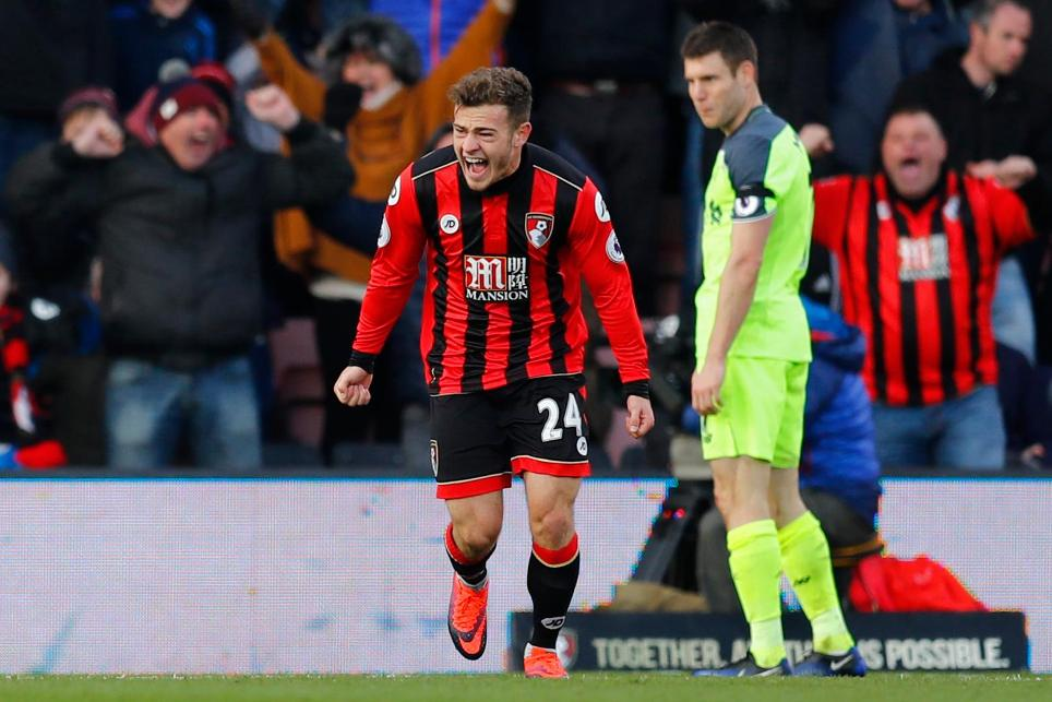 Ryan Fraser, AFC Bournemouth