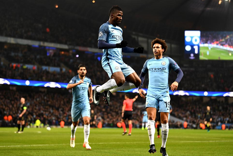 Kelechi Iheanacho, Man City