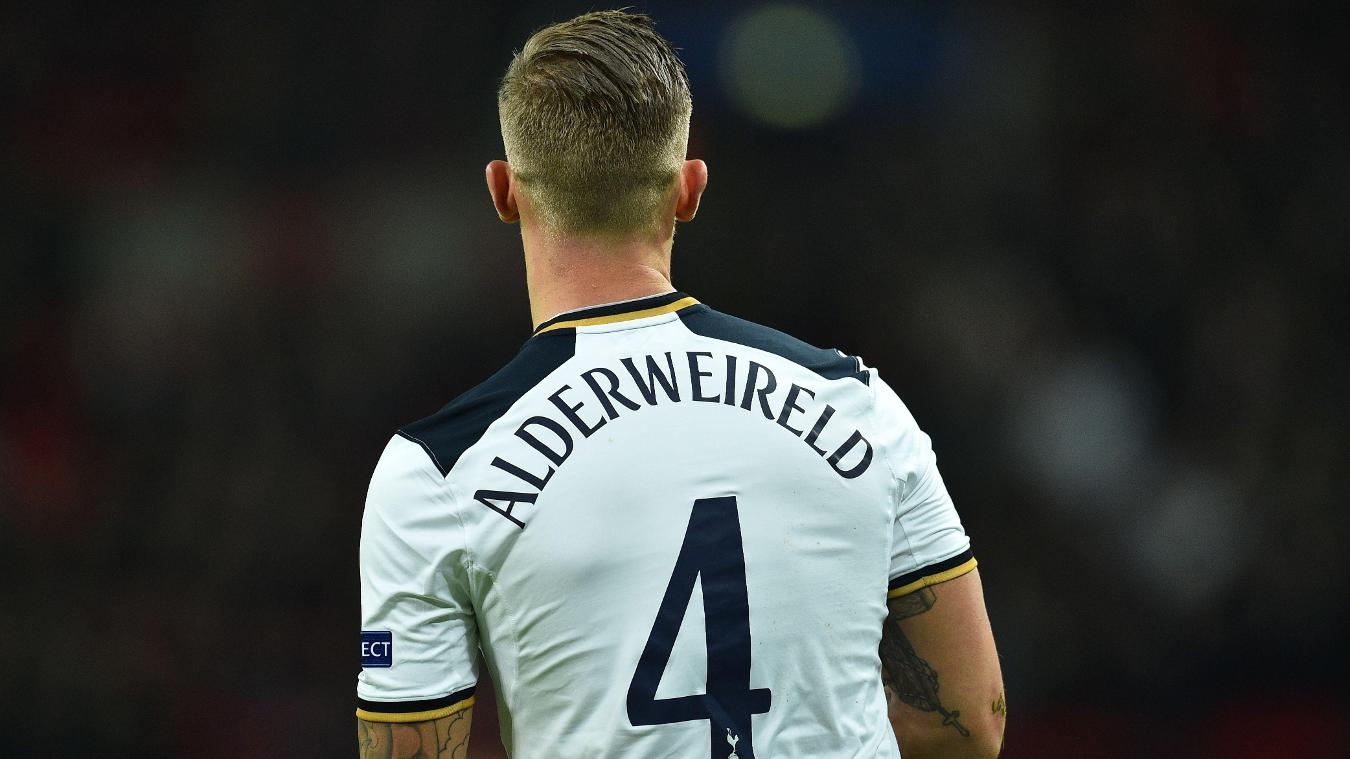 Toby Alderweireld, Tottenham Hotspur