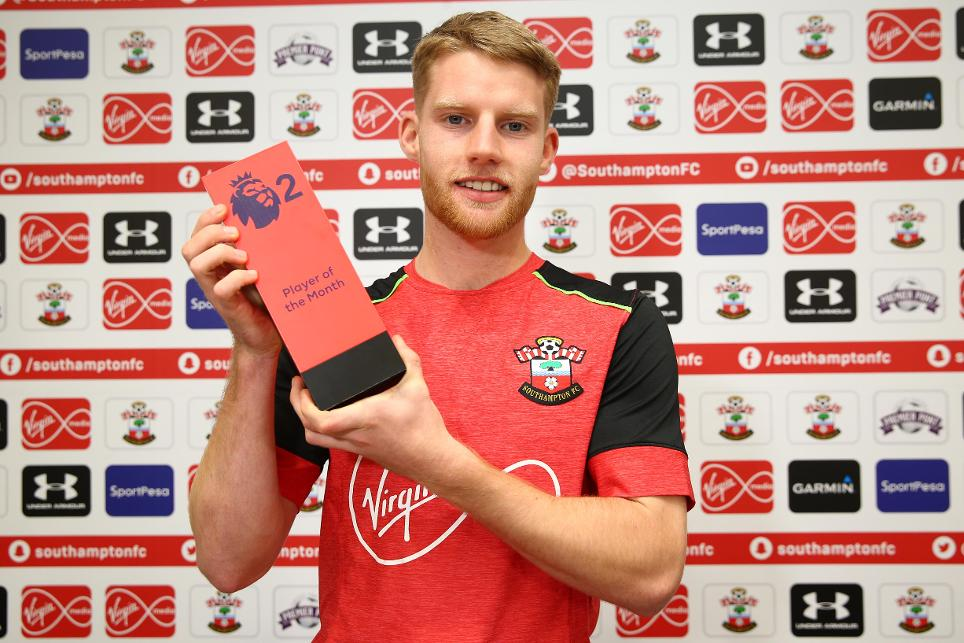 Josh Sims, PL2 Player of the Month, November
