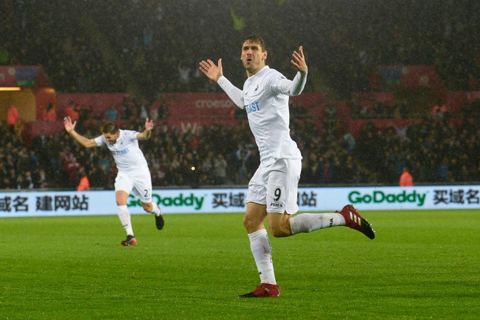 Swansea v Sunderland