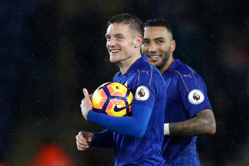 Leicester City v Man City