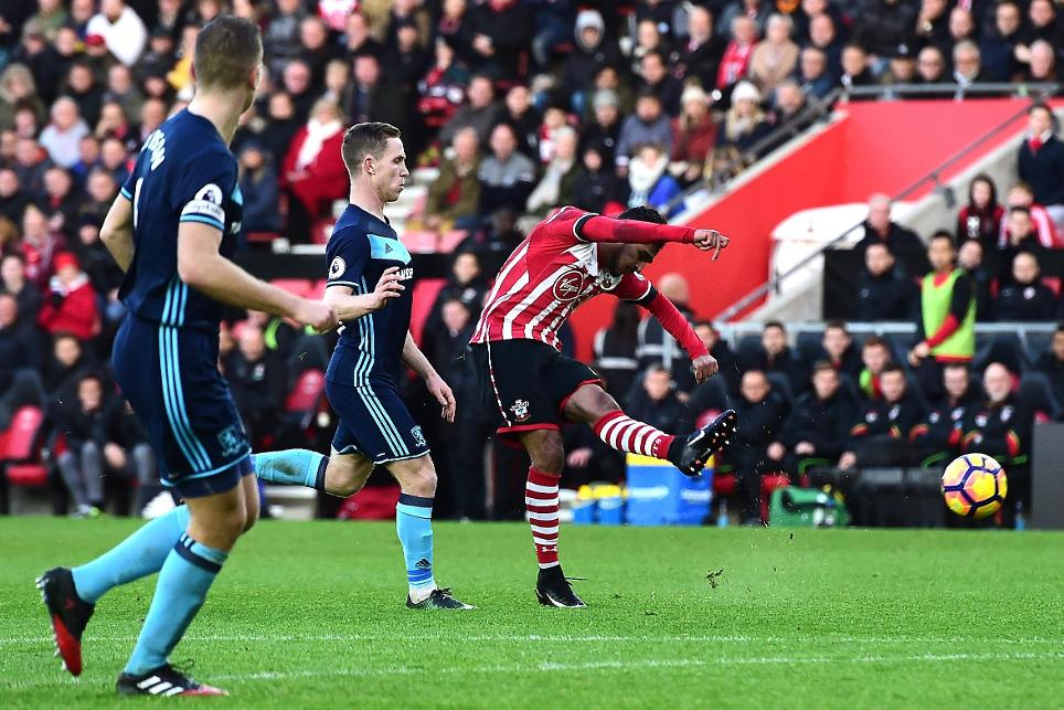 Southampton v Middlesbrough