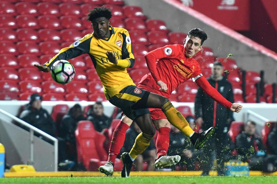 Liverpool 3-2 Arsenal, PL2