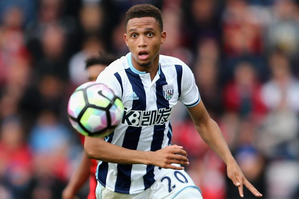 Brendan Galloway, West Brom
