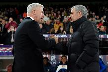 Crystal Palace v Manchester United