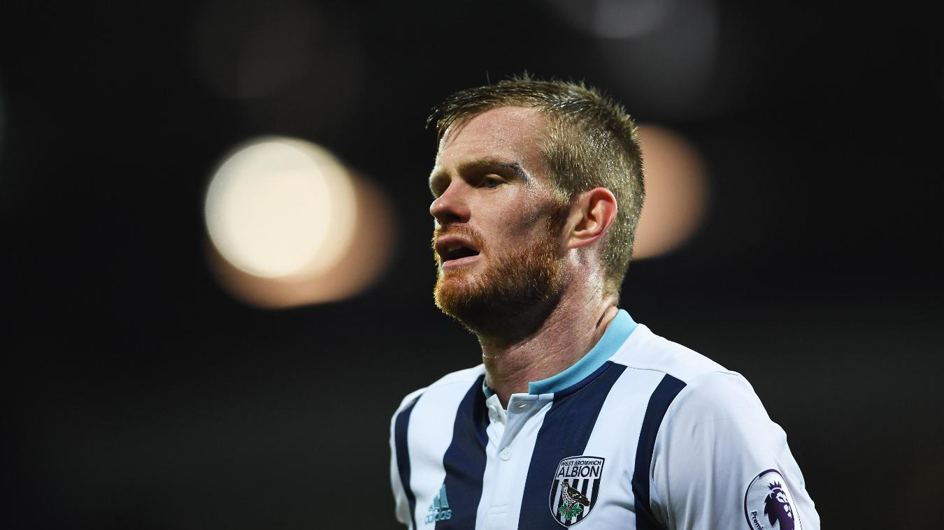 Chris Brunt, West Bromwich Albion