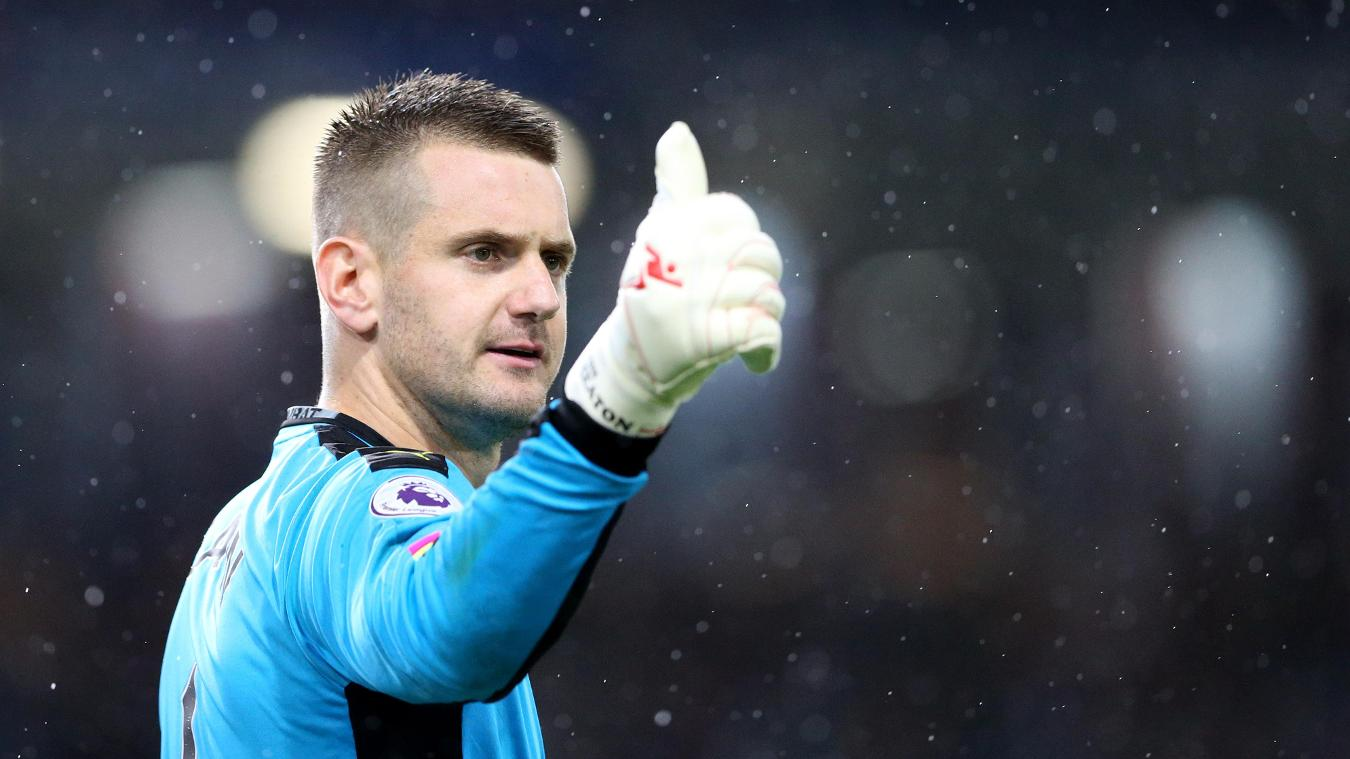 Tom Heaton, Burnley