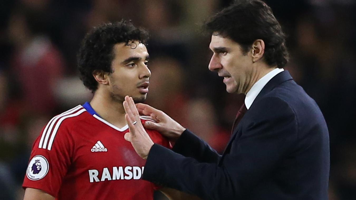 Fabio, Karanka, Middlesbrough