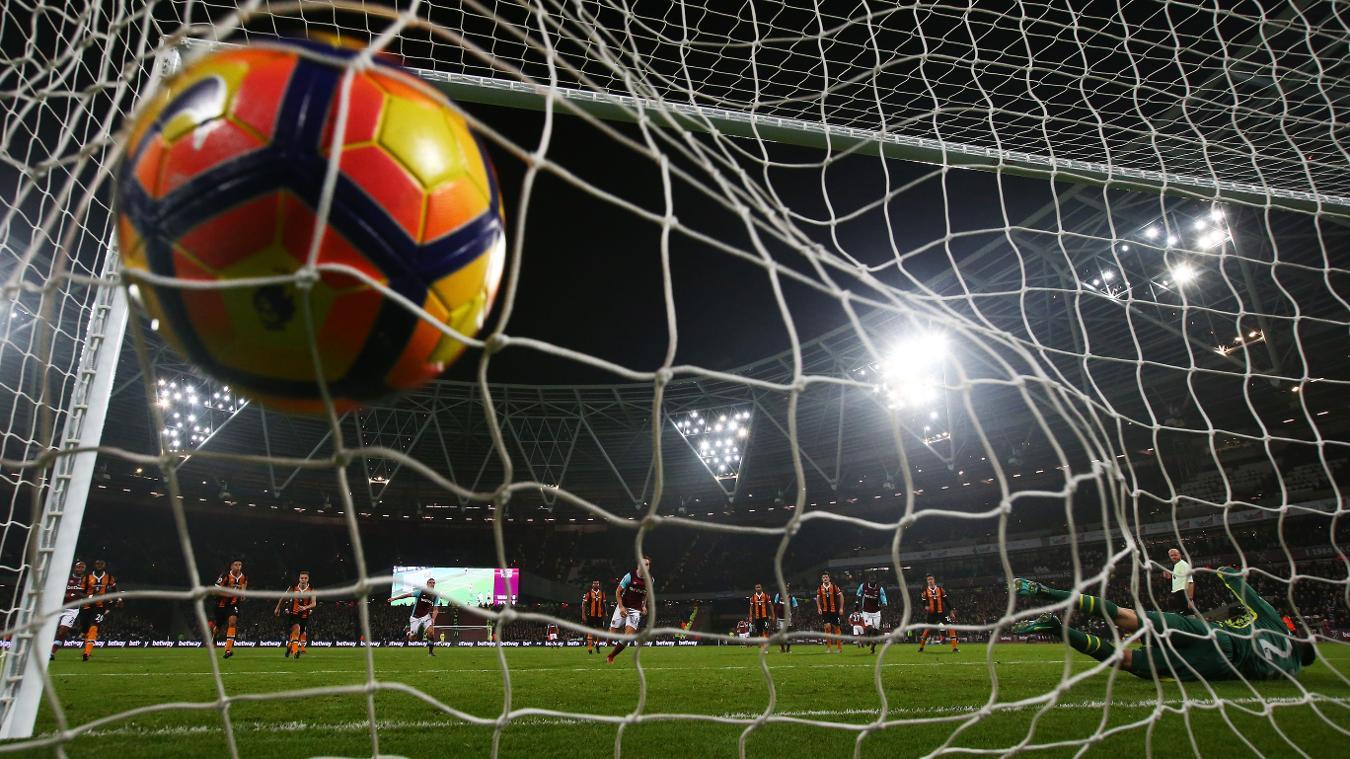 Hull City v West Ham, 1 April