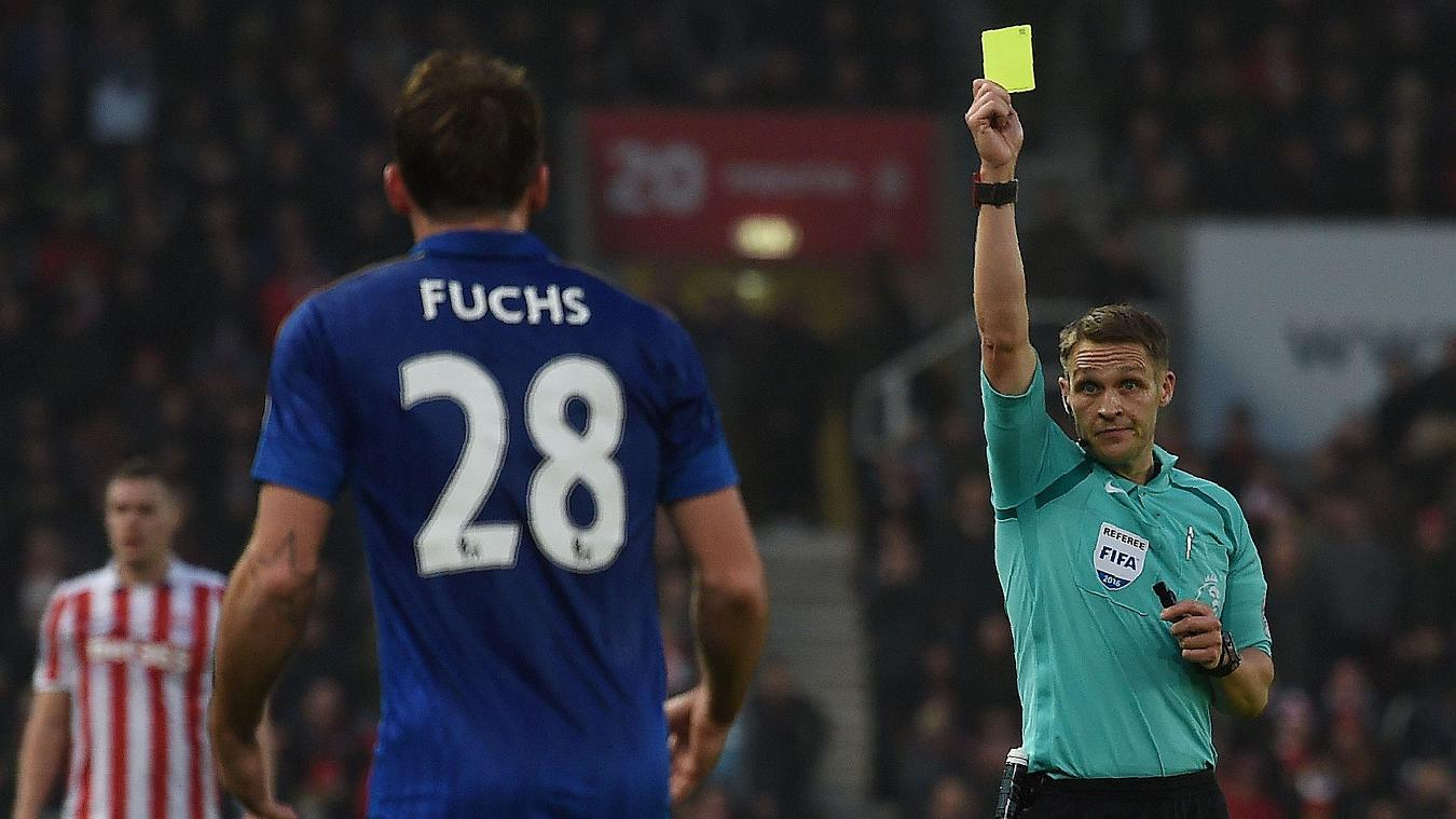 Christian Fuchs, Leicester