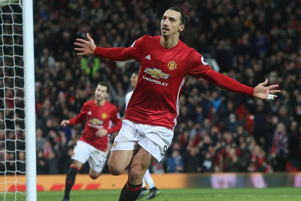 EA SPORTS Player of the Month shortlist: Ibrahimovic