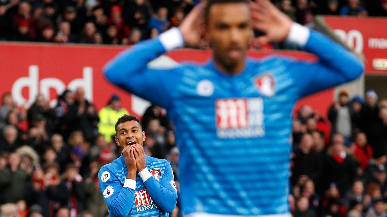 Matchweek 12: Stoke City 0-1 AFC Bournemouth