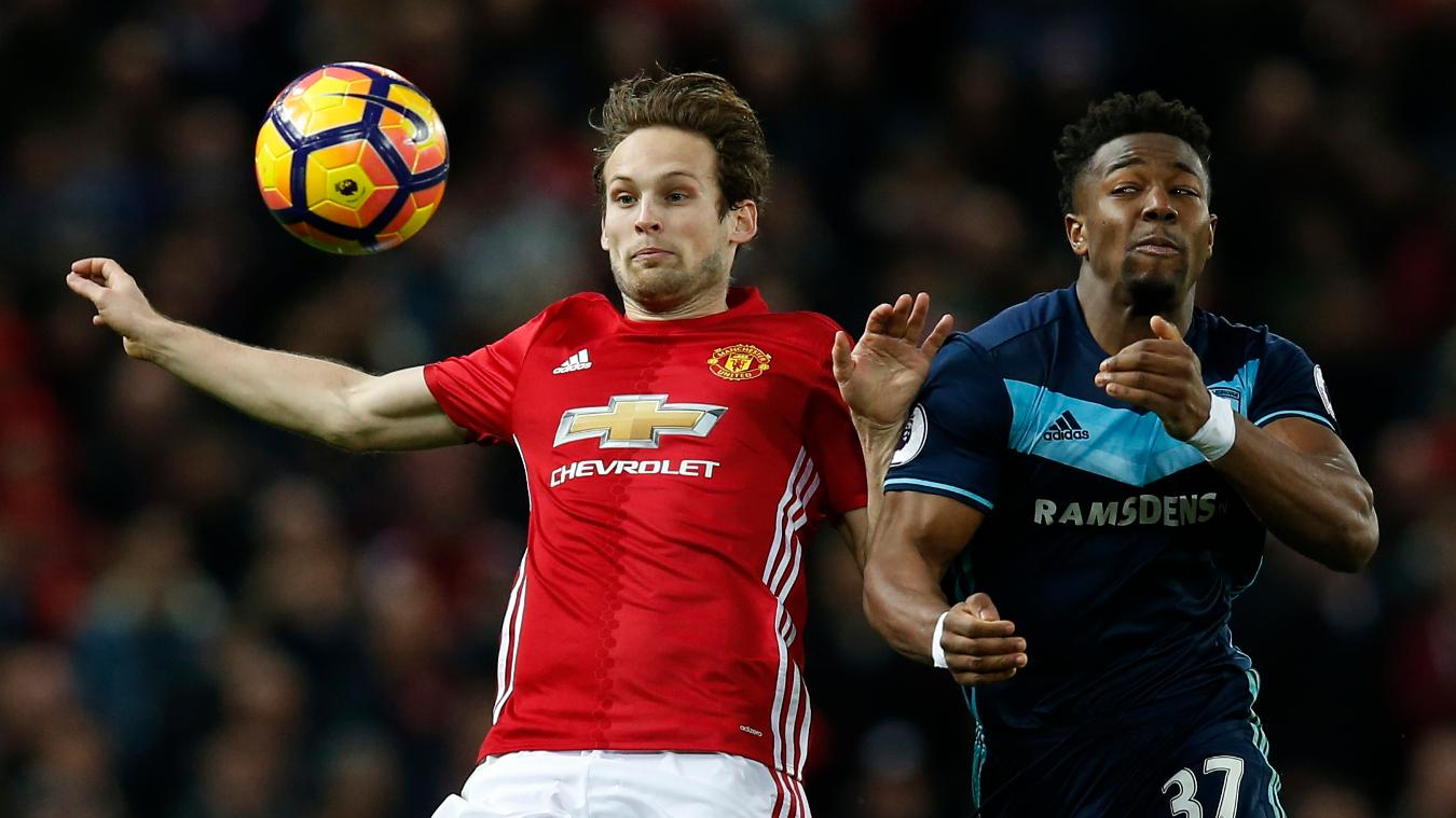 Daley Blind, Man Utd