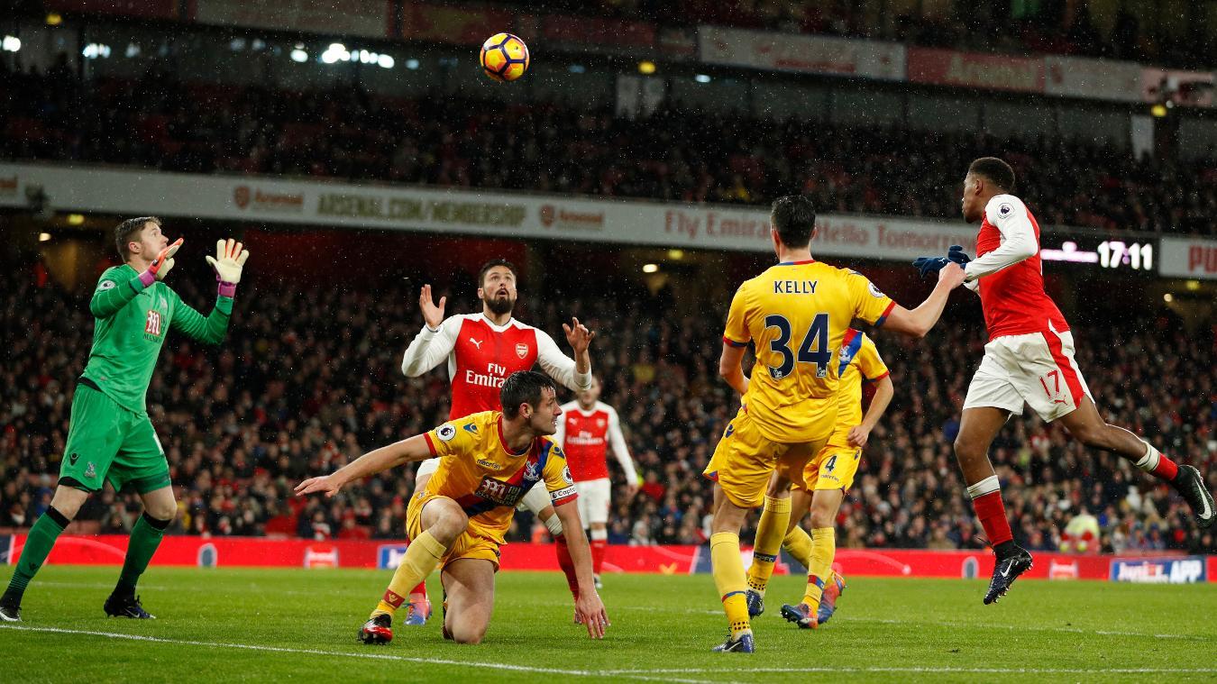 Crystal Palace Vs Arsenal Prediction