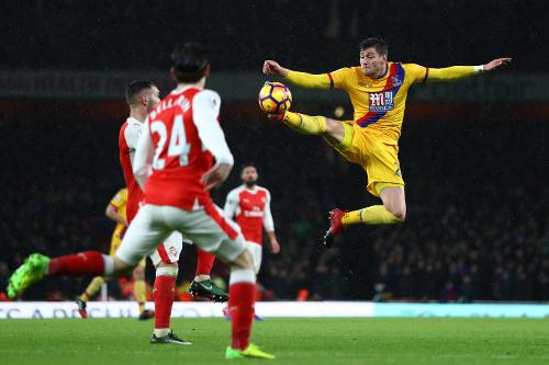 Arsenal 2-0 Crystal Palace