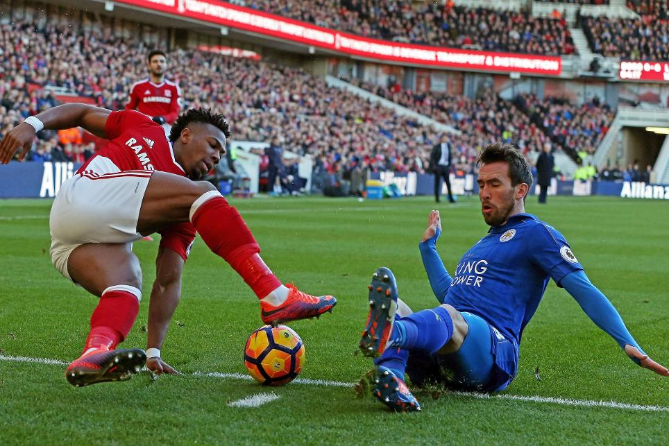 Middlesbrough 0-0 Leicester City