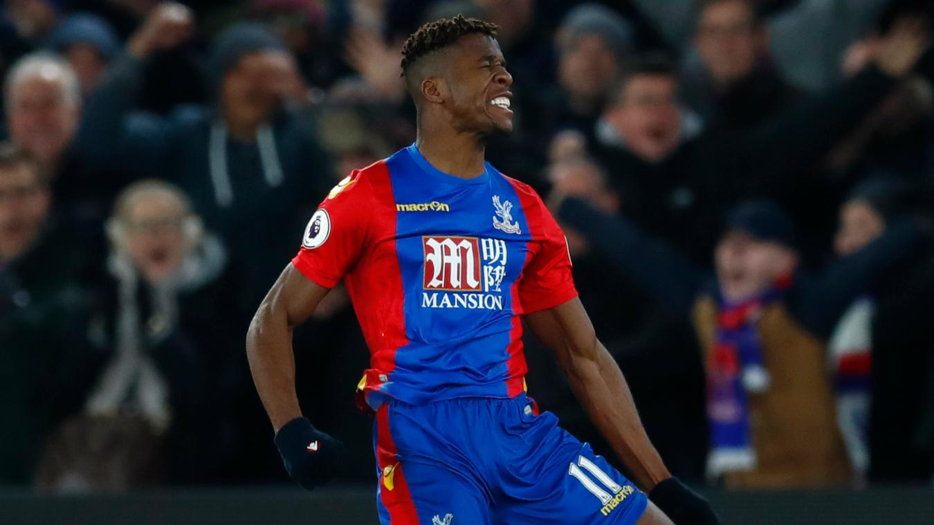 Wilfried Zaha, Crystal Palace, FPL