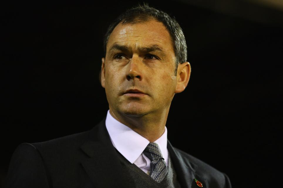 Paul Clement at Derby County