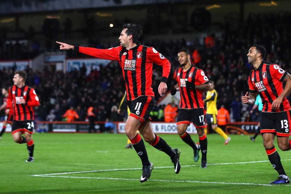 Charlie Daniels, AFC Bournemouth