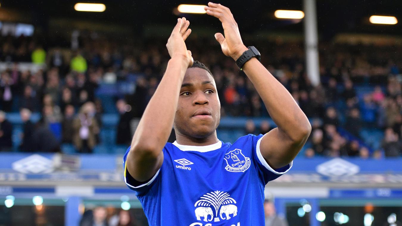 Ademola Lookman, Everton