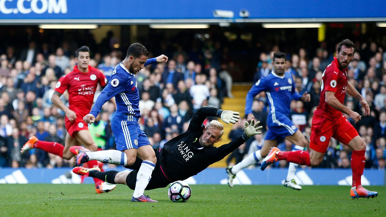 Leicester v Chelsea, 14 January