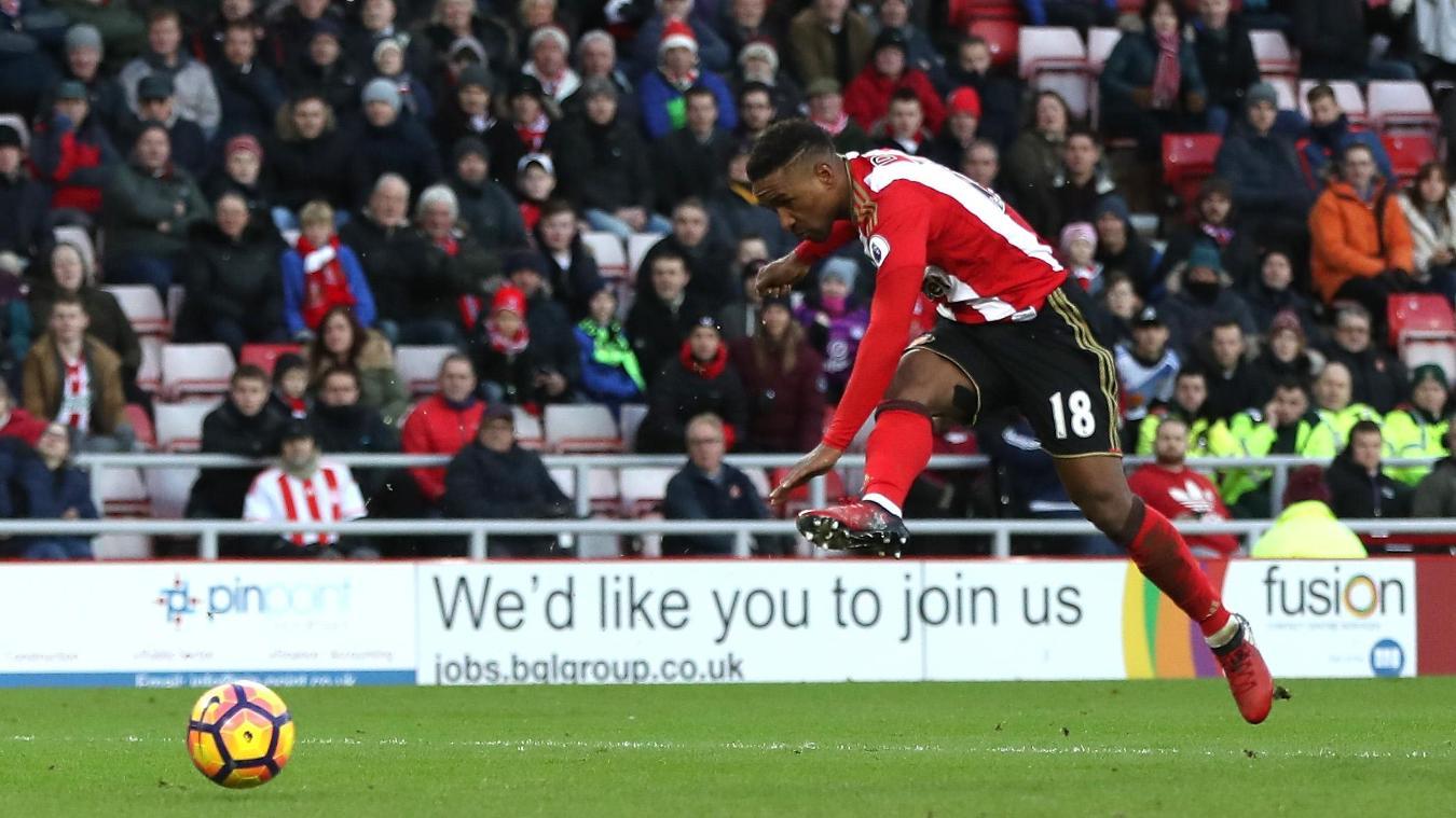 Sunderland 1-3 Stoke