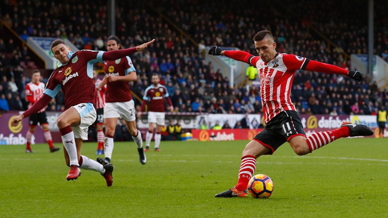 Southampton's Dusan Tadic