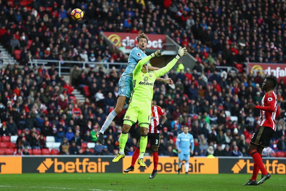 Sunderland 1-3 Stoke City