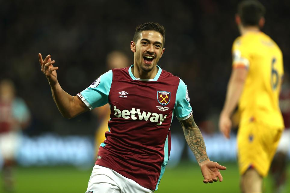 Manuel Lanzini, West Ham United