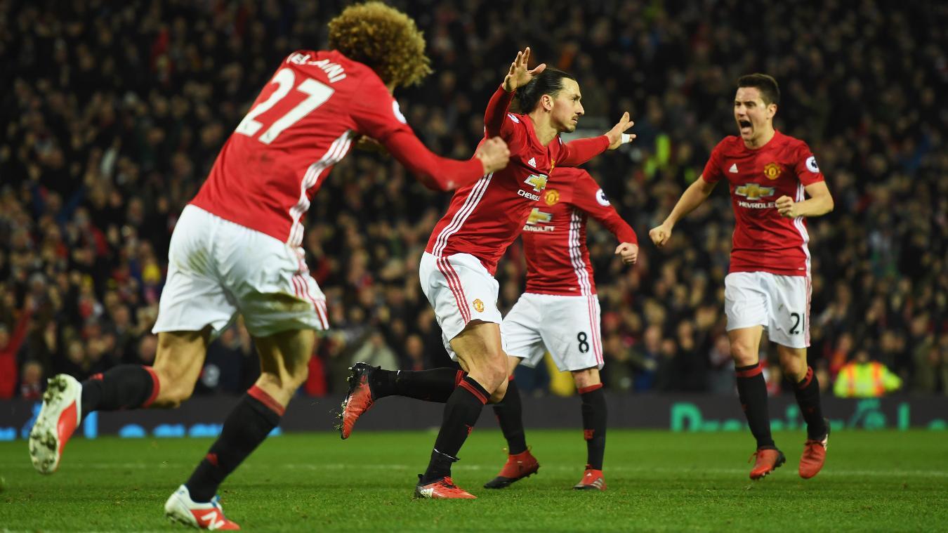 Stoke v Man Utd, 21 January