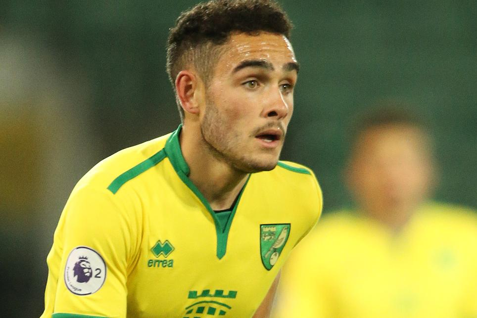 Louis McIntosh, Norwich City