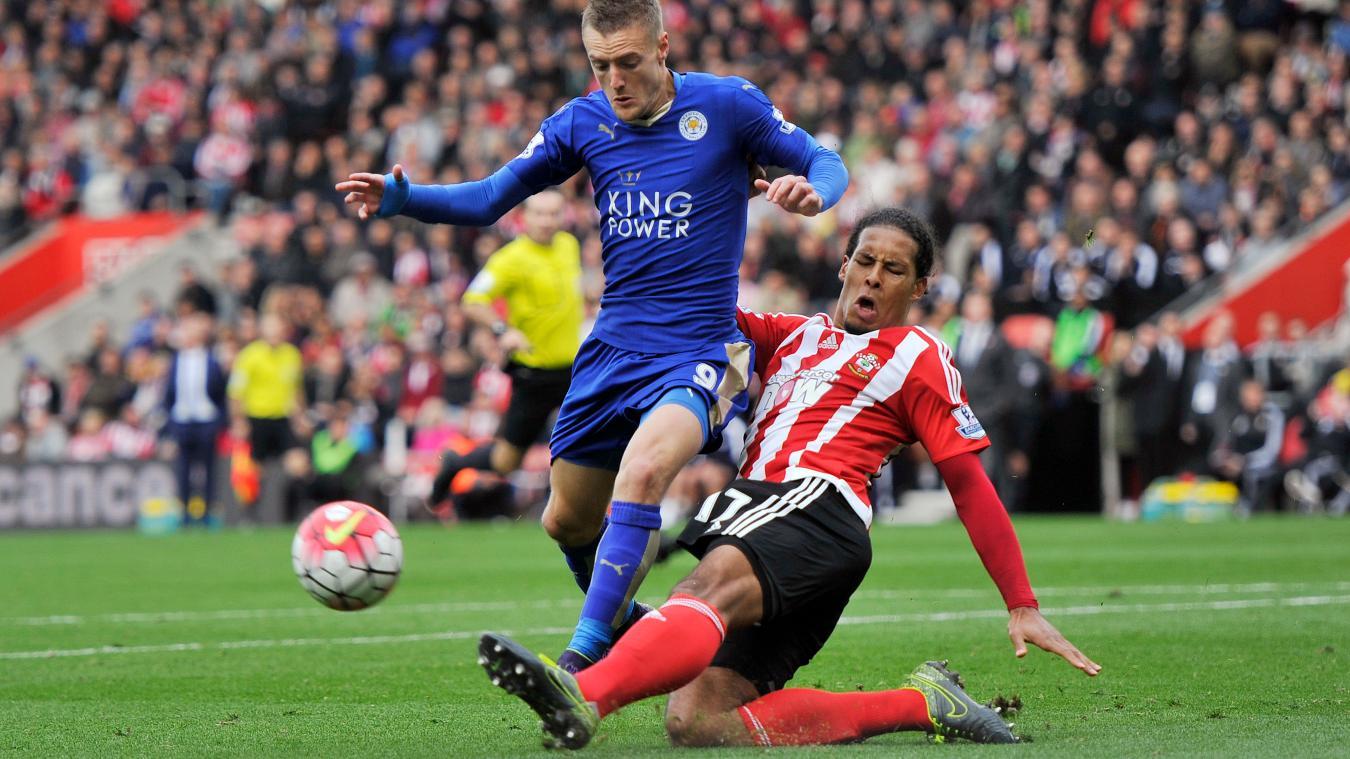 Southampton v Leicester City, 22 January