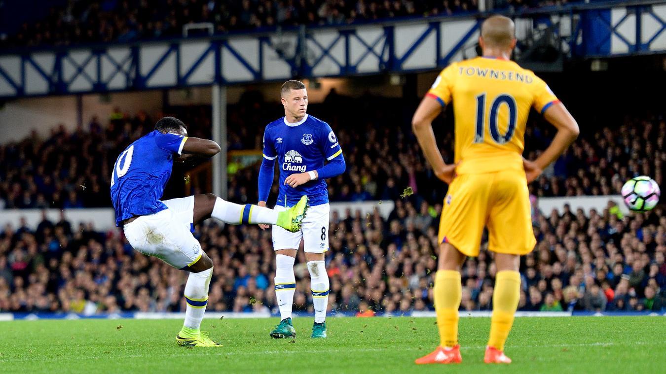 Crystal Palace v Everton, 21 January