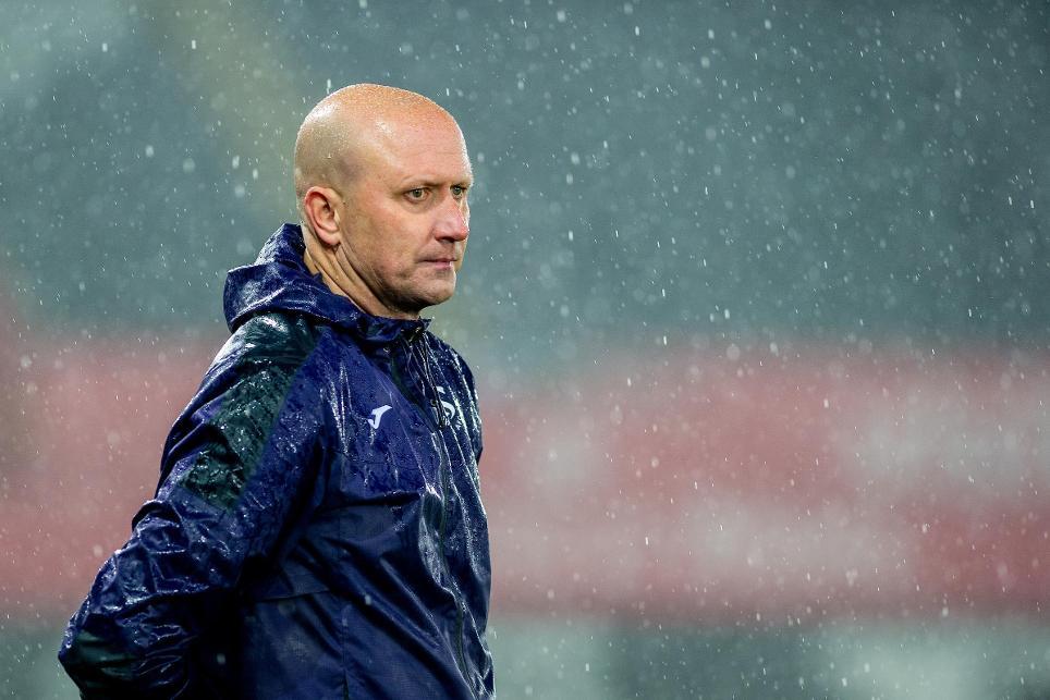 Cameron Toshack, Swansea City PL2 coach