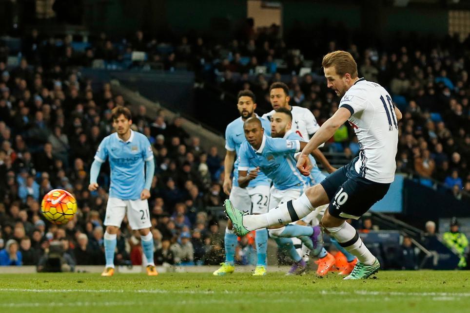 Man City v Spurs, 2015/16