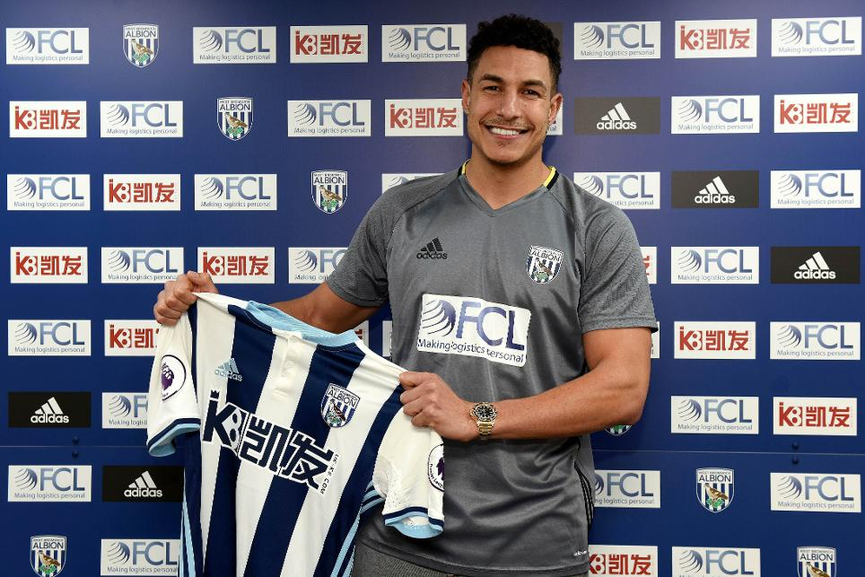 Jake Livermore (West Brom)