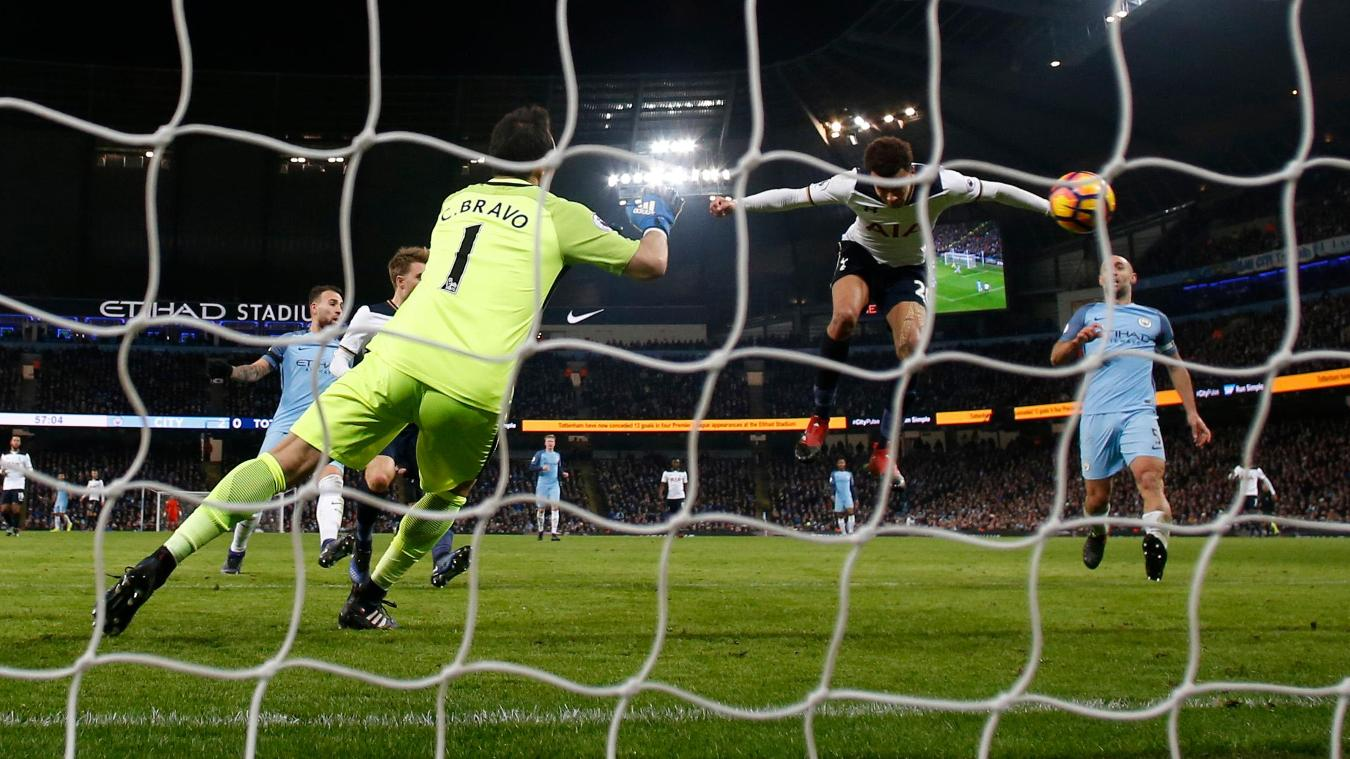 Manchester City 2-2 Spurs