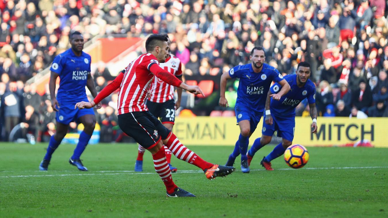 Southampton v Leicester City