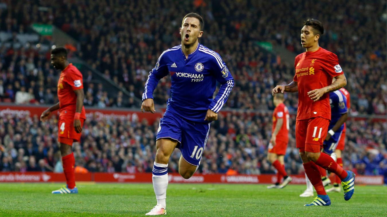 Liverpool v Chelsea, 31 January