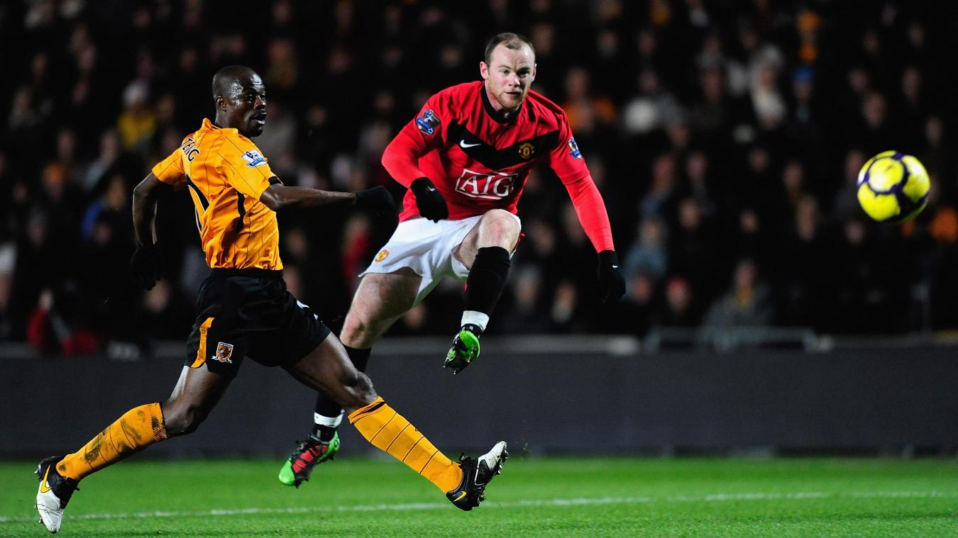 Man Utd v Hull City, 1 February